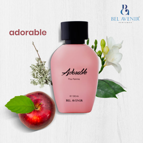 Adorable Perfume For Women|Belavenir Perfumes