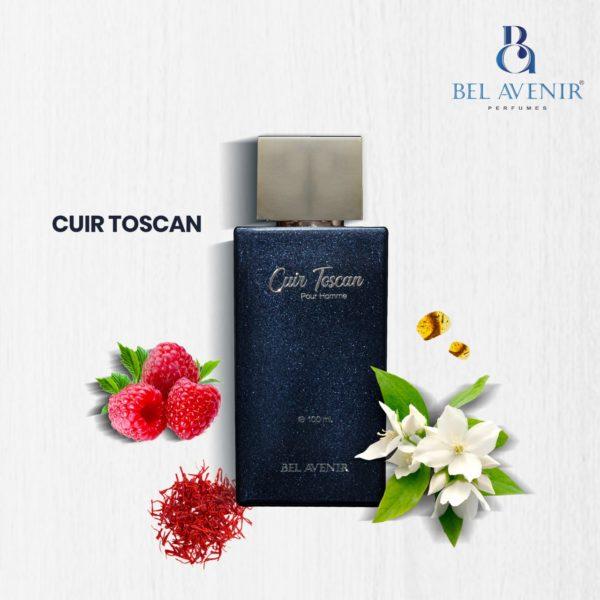 Cuir Toscan Perfume For Men Belavenir Perfumes